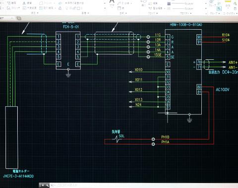 制御盤の開発・設計事業
