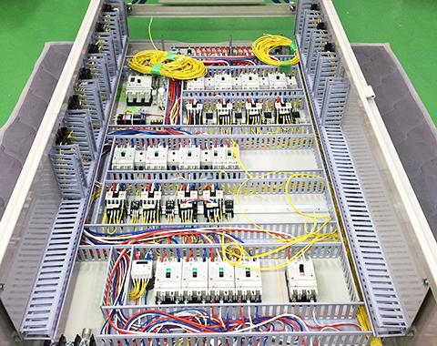制御盤の製造事業
